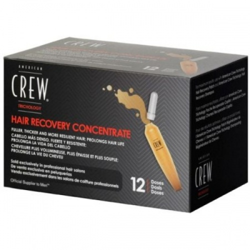 American Crew Trichology Hair Recovery Concentrate Ampoules