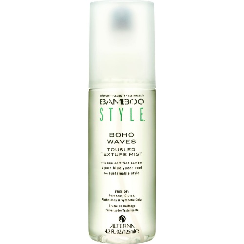 Bamboo Style Boho Waves Tousled Texture Spray
