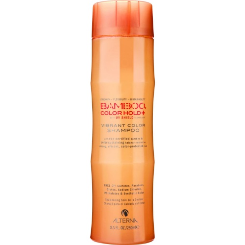 Bamboo Colour Hold Vibrant Shampoo