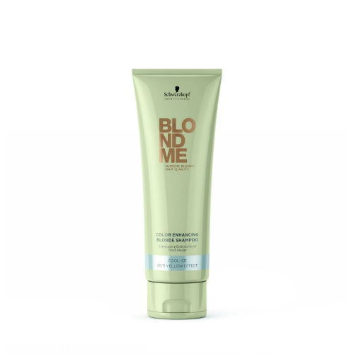 Blondme Cool Ice Shampoo