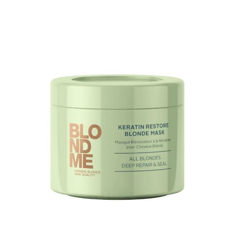 Blondme Keratin Restore Blonde Mask