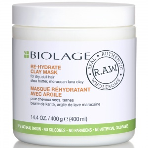Biolage R.A.W Re-Hydrate Clay Mask