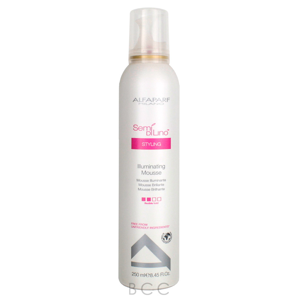spesso Alfaparf Semi Di Lino Diamond Mousse - Merritts for Hair OI67