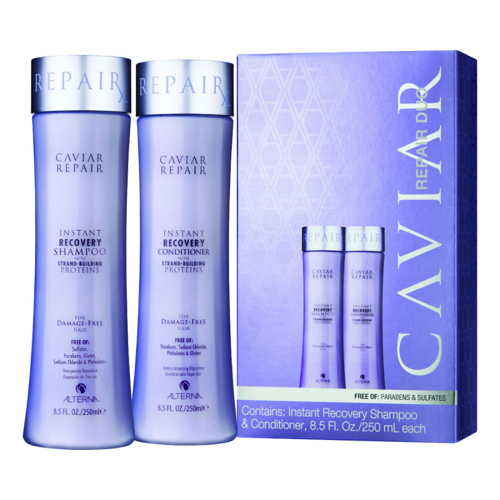 caviar hair products review