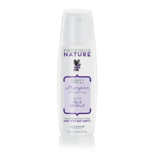 Precious Nature Fig and Walnut Shampoo