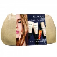 Bamboo Smooth Travel Set