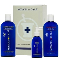 Mens Hydroclenz Hair Restoration Kit for Dry Hair