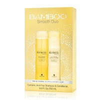 Bamboo Smooth Anti-Frizz Duo