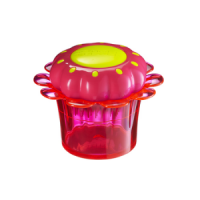 Tangle Teezer Flowerpot in Princess Pink