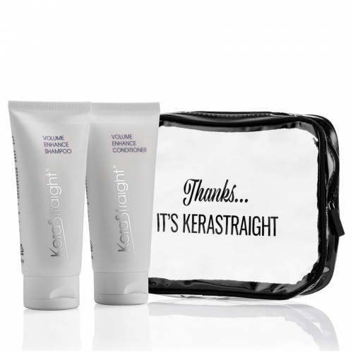 Kerastraight Volume Enhance Travel Pack