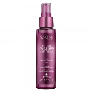 Caviar Infinite Color Hold Shine Spray