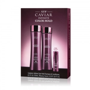 Caviar Infinite Color Hold Duo With Free Travel Size Serum