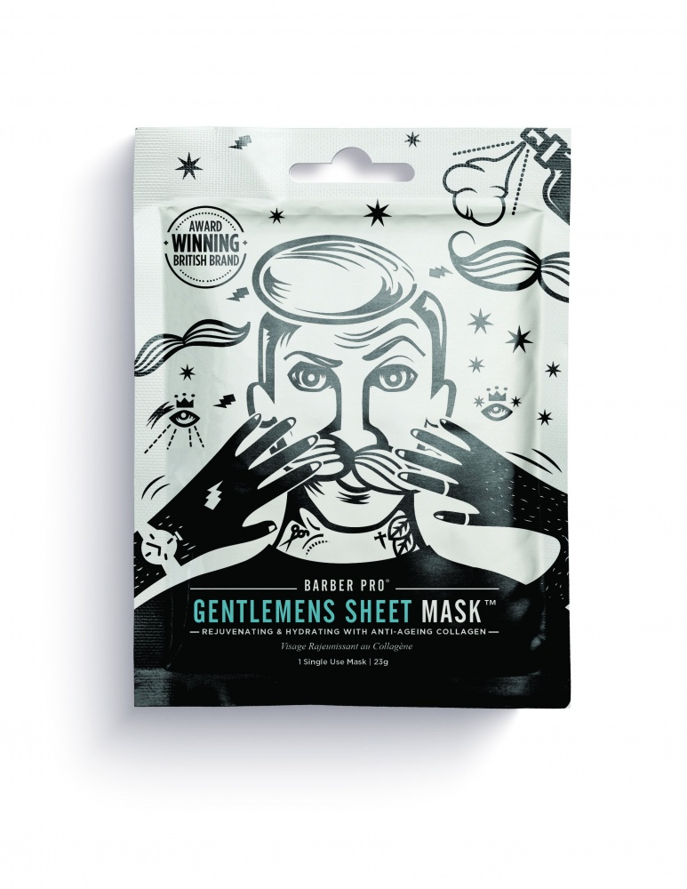 Gentleman's Sheet Mask
