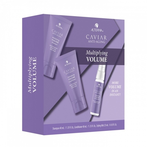 Alterna Caviar Volume Travel Kit