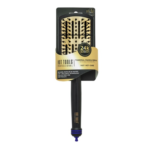 Hot Tools 24K Gold Ionic Paddle Brush