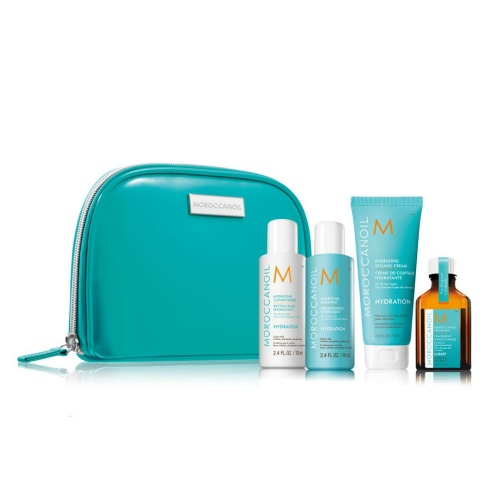 Moroccanoil Hydrate Travel Set