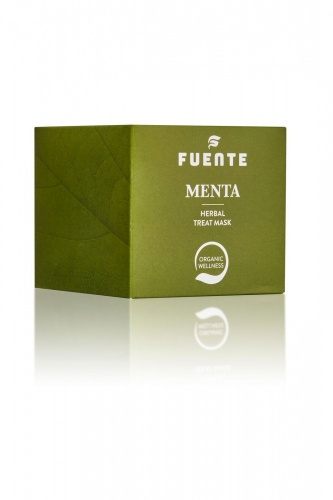 Menta Herbal Treat Mask