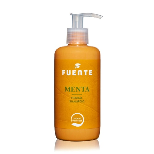 Fuente Menta Herbal Shampoo