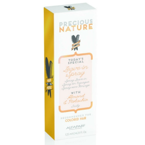 Alfaparf Precious Nature Leave-In Spray With Almond and Pistachio