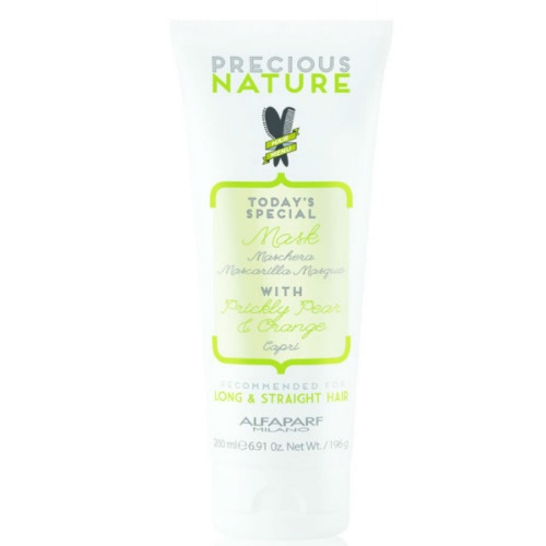 Alfaparf Precious Nature Mask with Prickly Pear and Orange