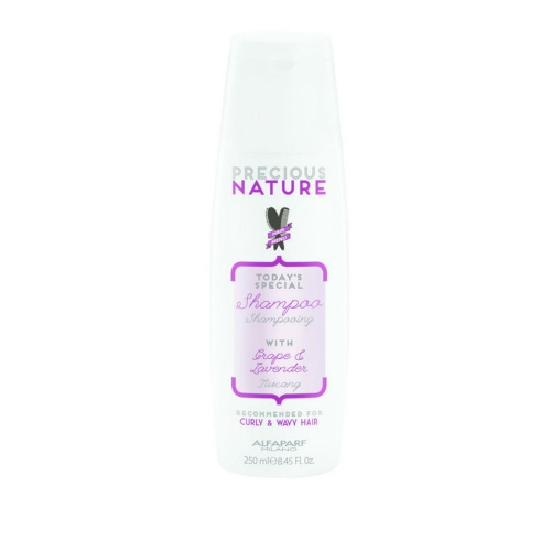 Precious Nature Shampoo with Grape and Lavender