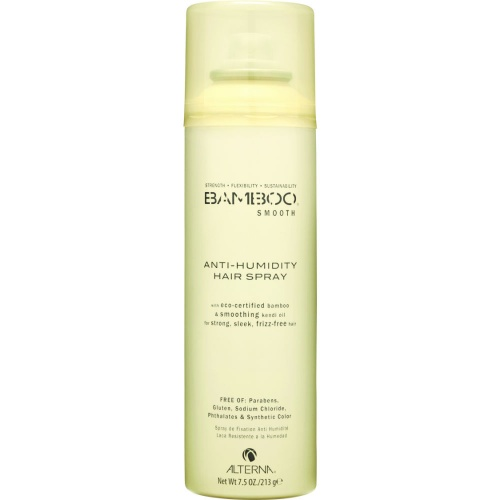 Bamboo Smooth Anti-humidity Hairspray