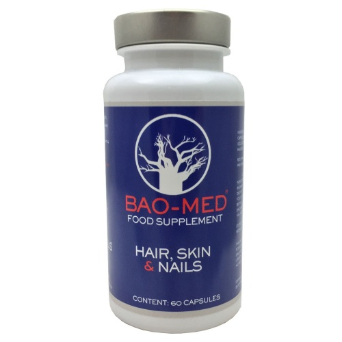 BAO-MED Skin, Hair, Skin and Nails Food Supplements