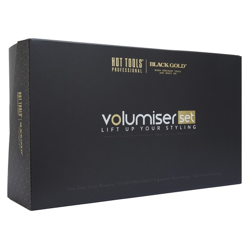 Hot Tools Black Gold Volumising Brush Set