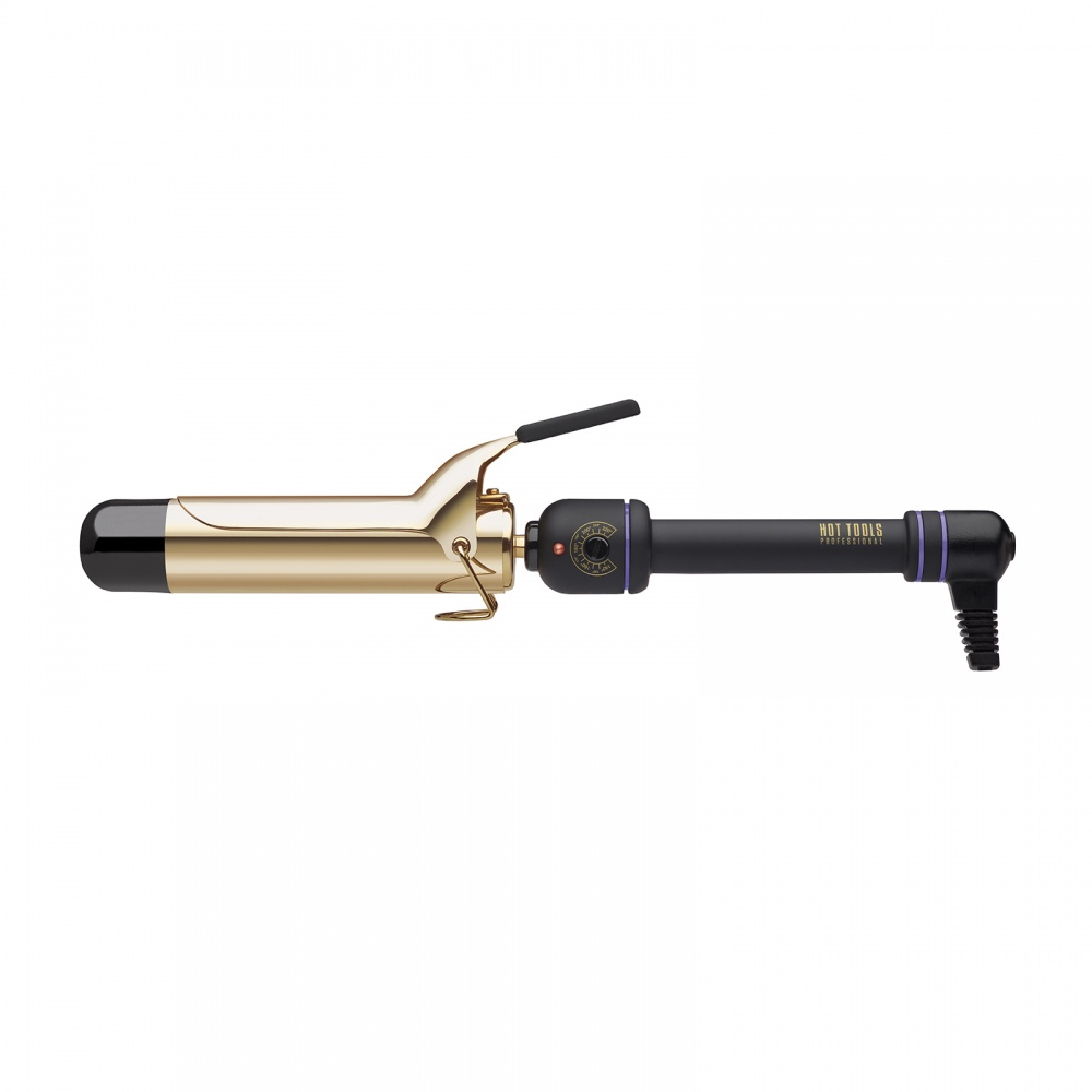 Hot Tools 24k Gold Curling Iron 38mm Merritts For Hair
