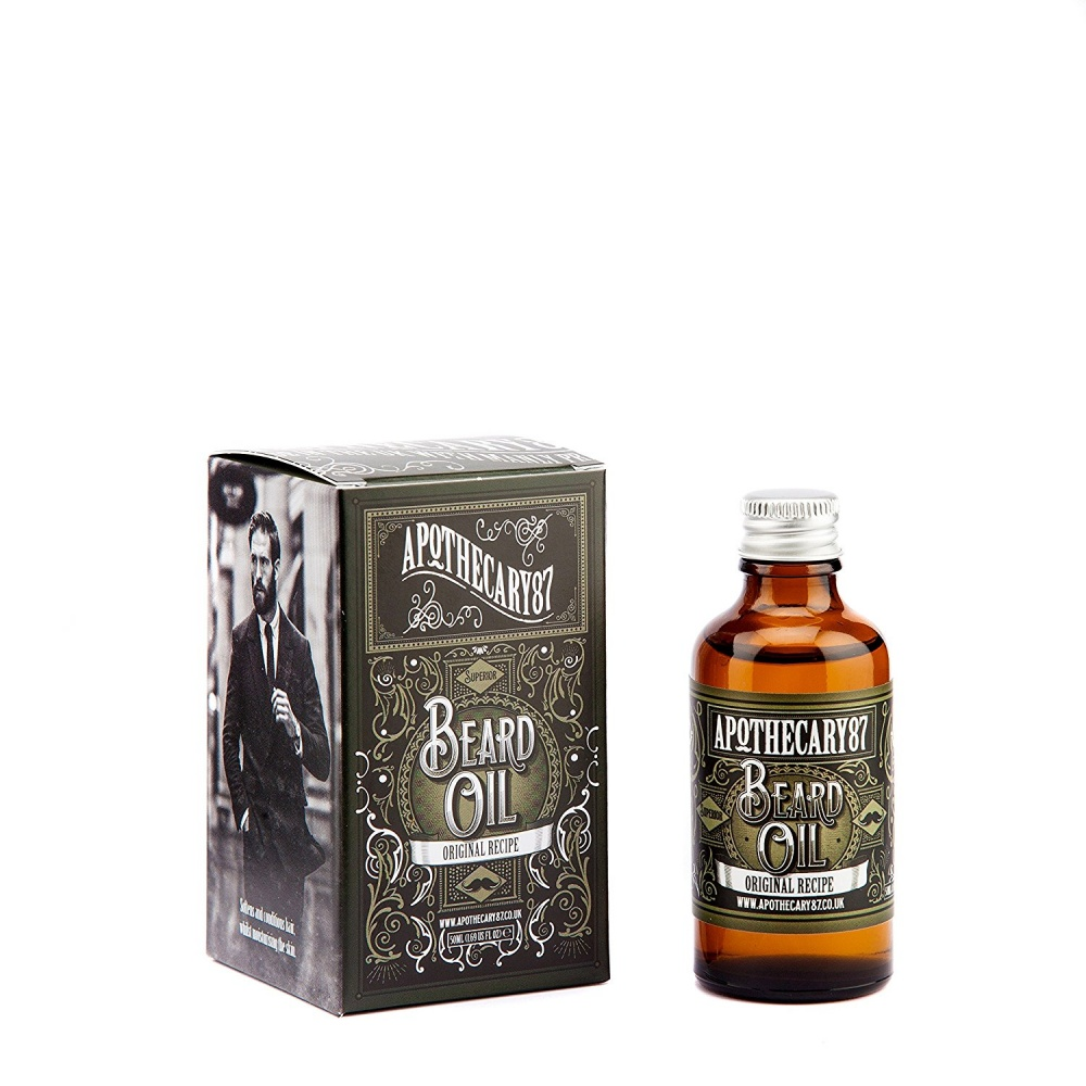 Original Recipe Beard Oil