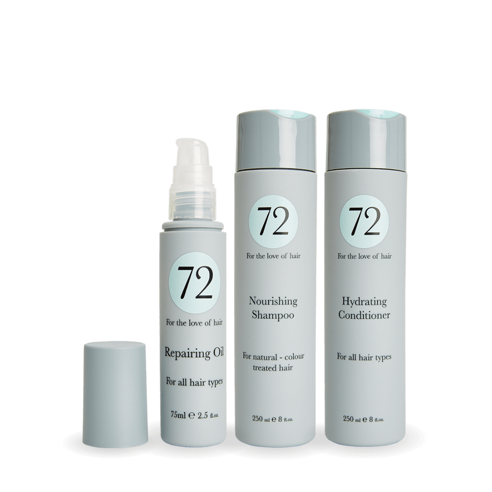 72 Hair Nourishing Collection