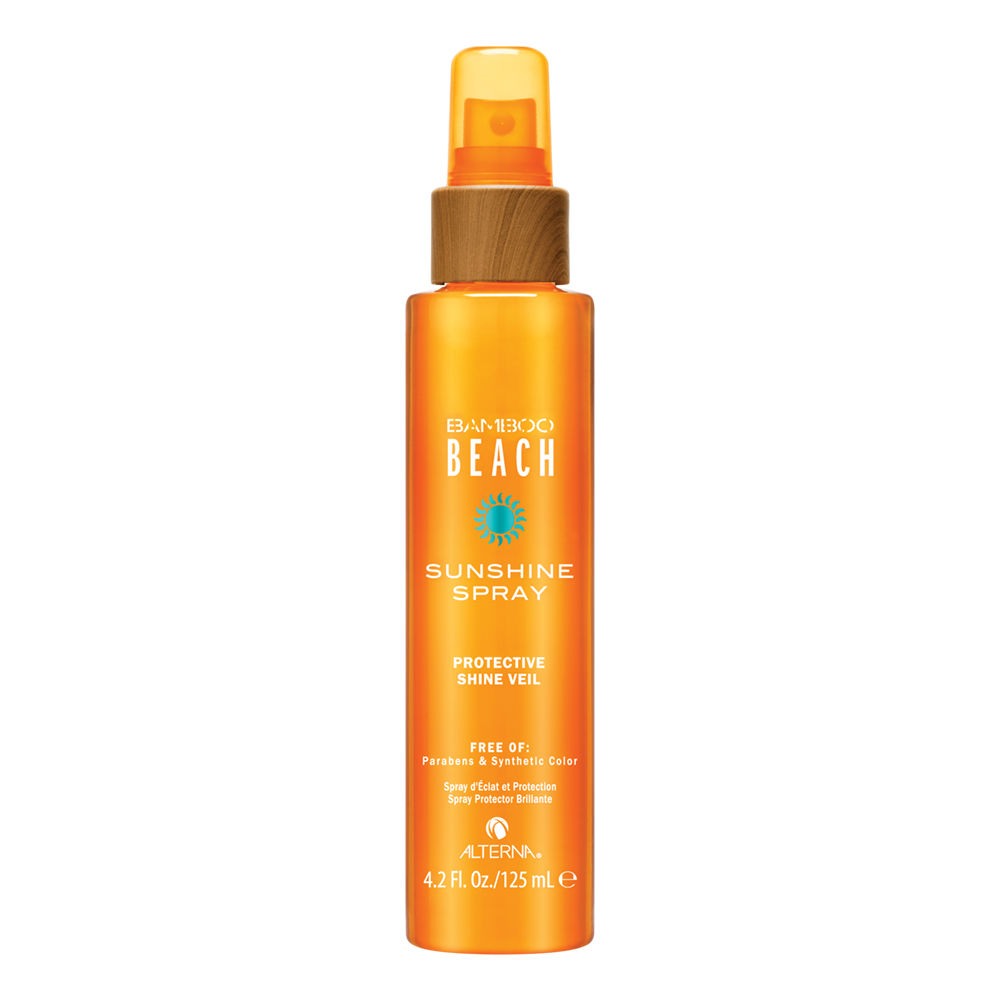 Bamboo Beach Summer Sunshine Spray