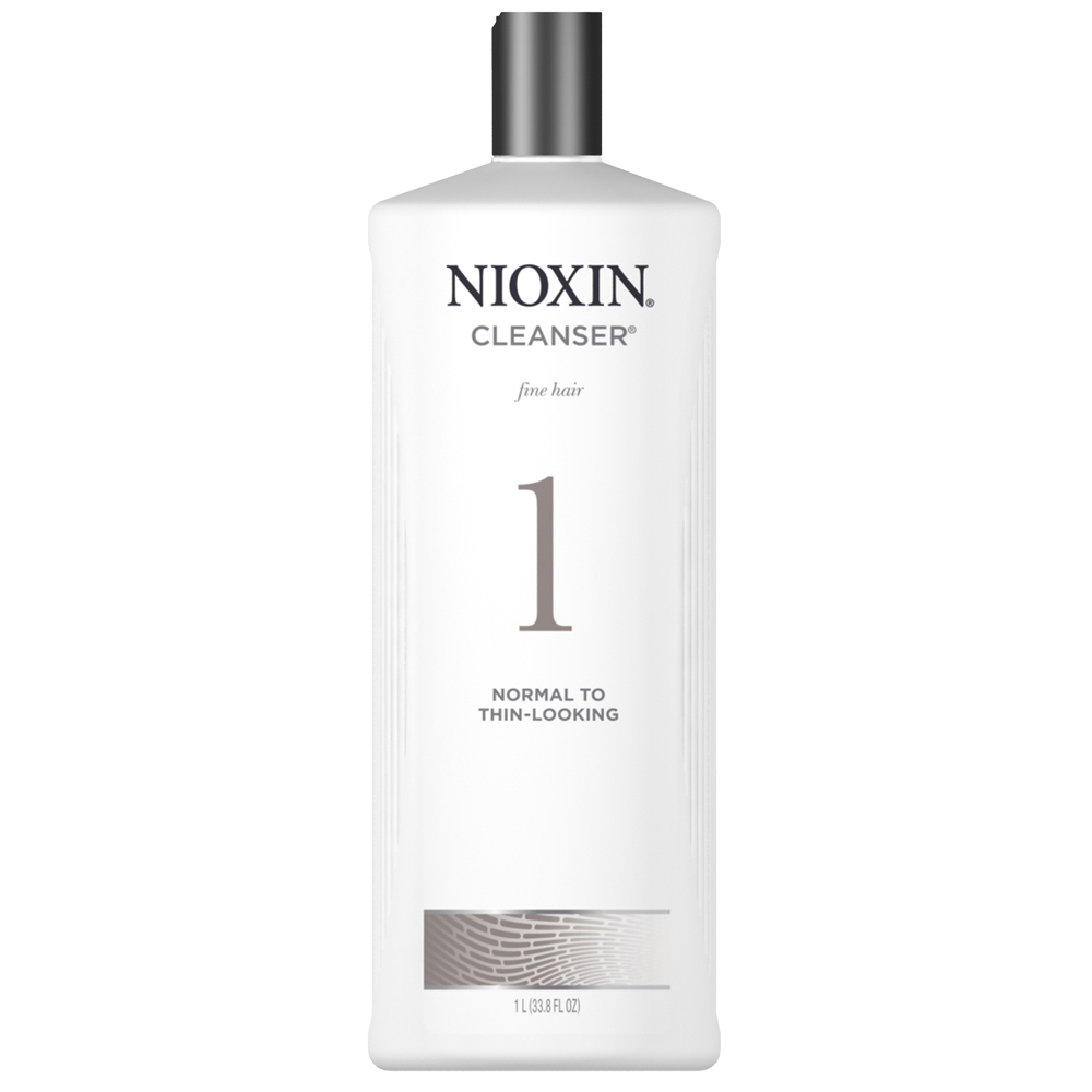 Nioxin Cleanser No 1 Merritts For Hair