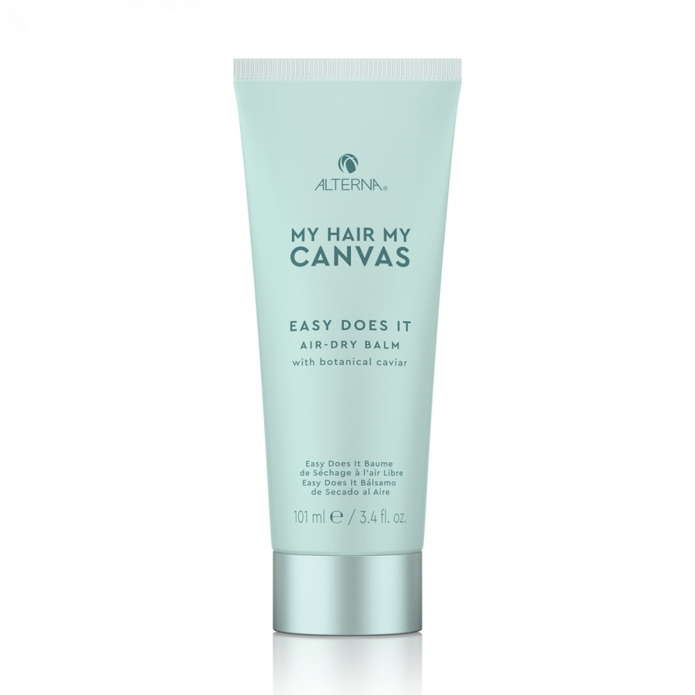 Alterna Canvas Easy Does It Air-Dry Balm