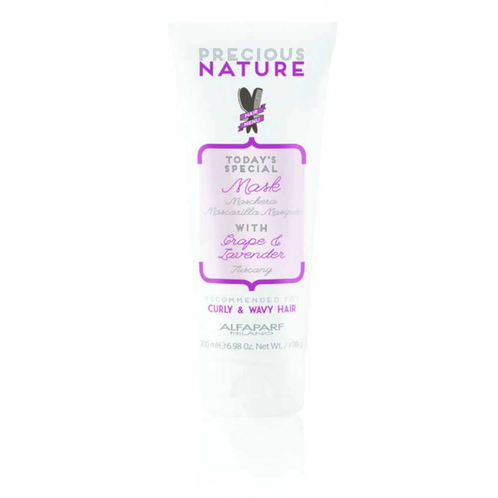 Alfaparf Precious Nature Mask with Grape and Lavender