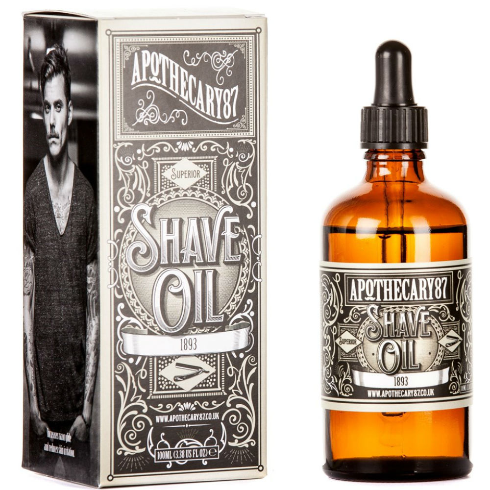 1893 Shave Oil