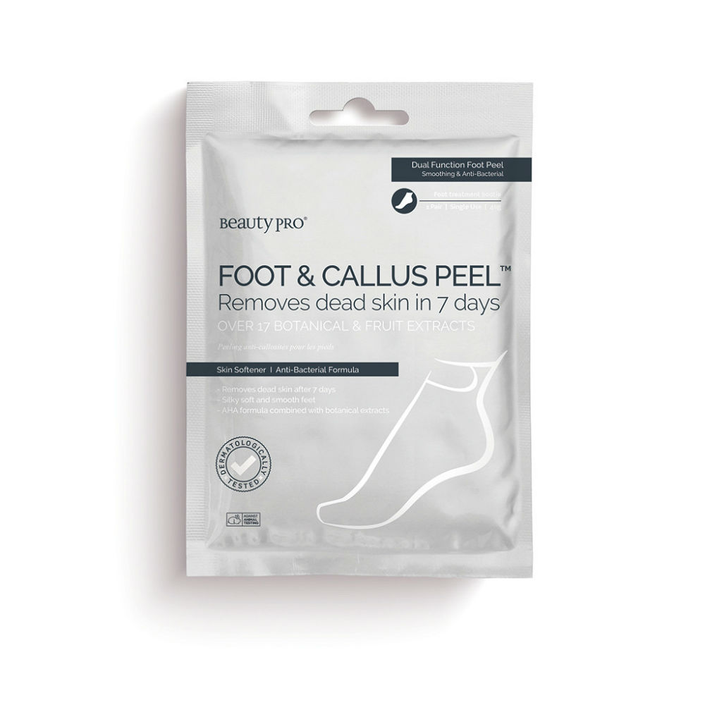 Foot and Callus Peel