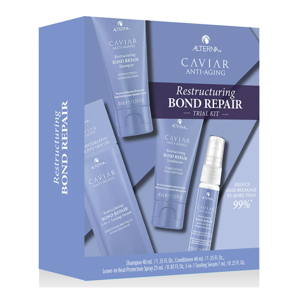 Caviar Restructuring Bond Repair Trial Kit