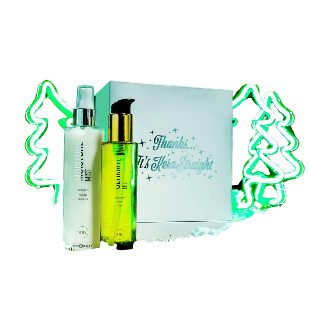 Kerastraight Ultimate Oil Gift Set