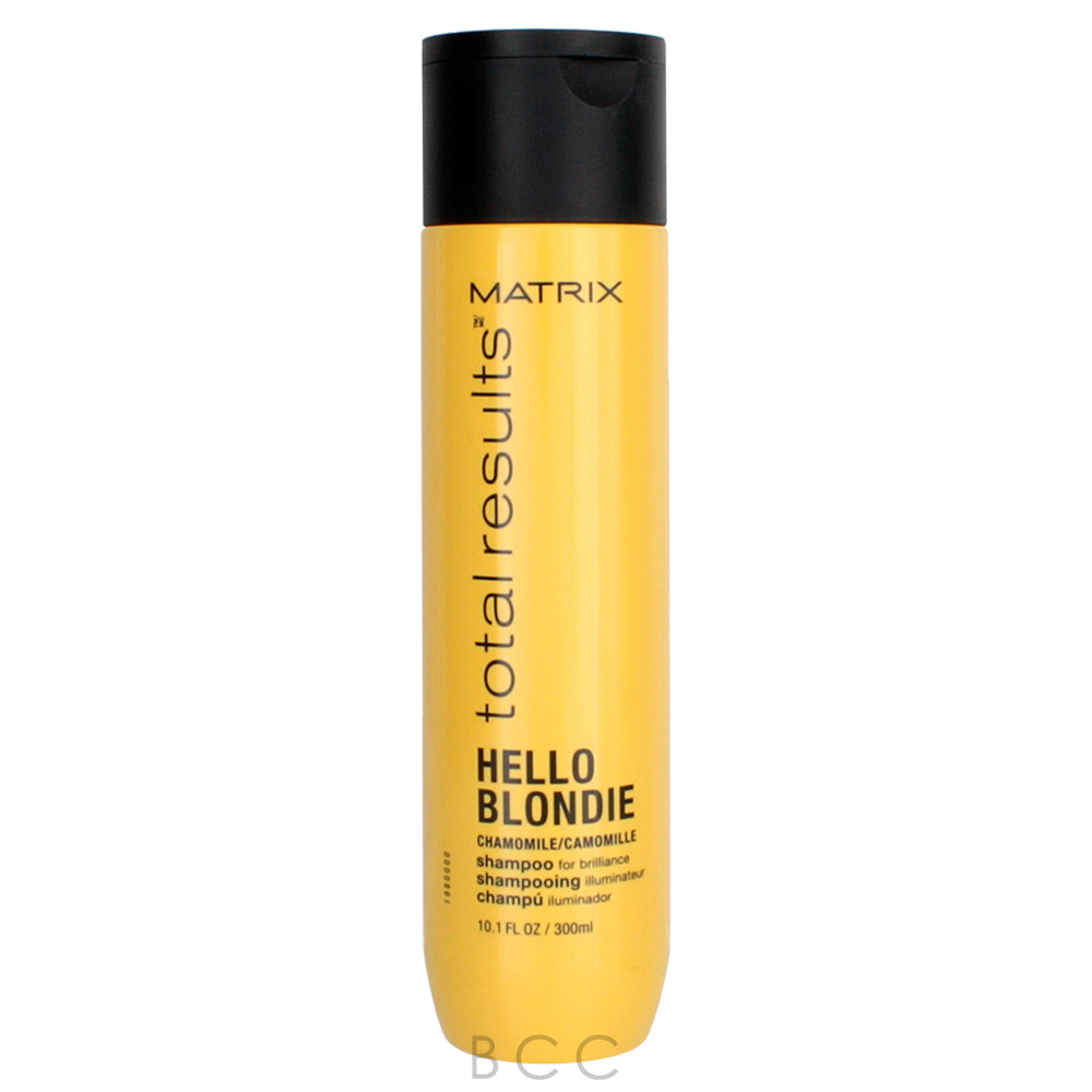 Matrix Total Results Hello Blondie Camomile Shampoo