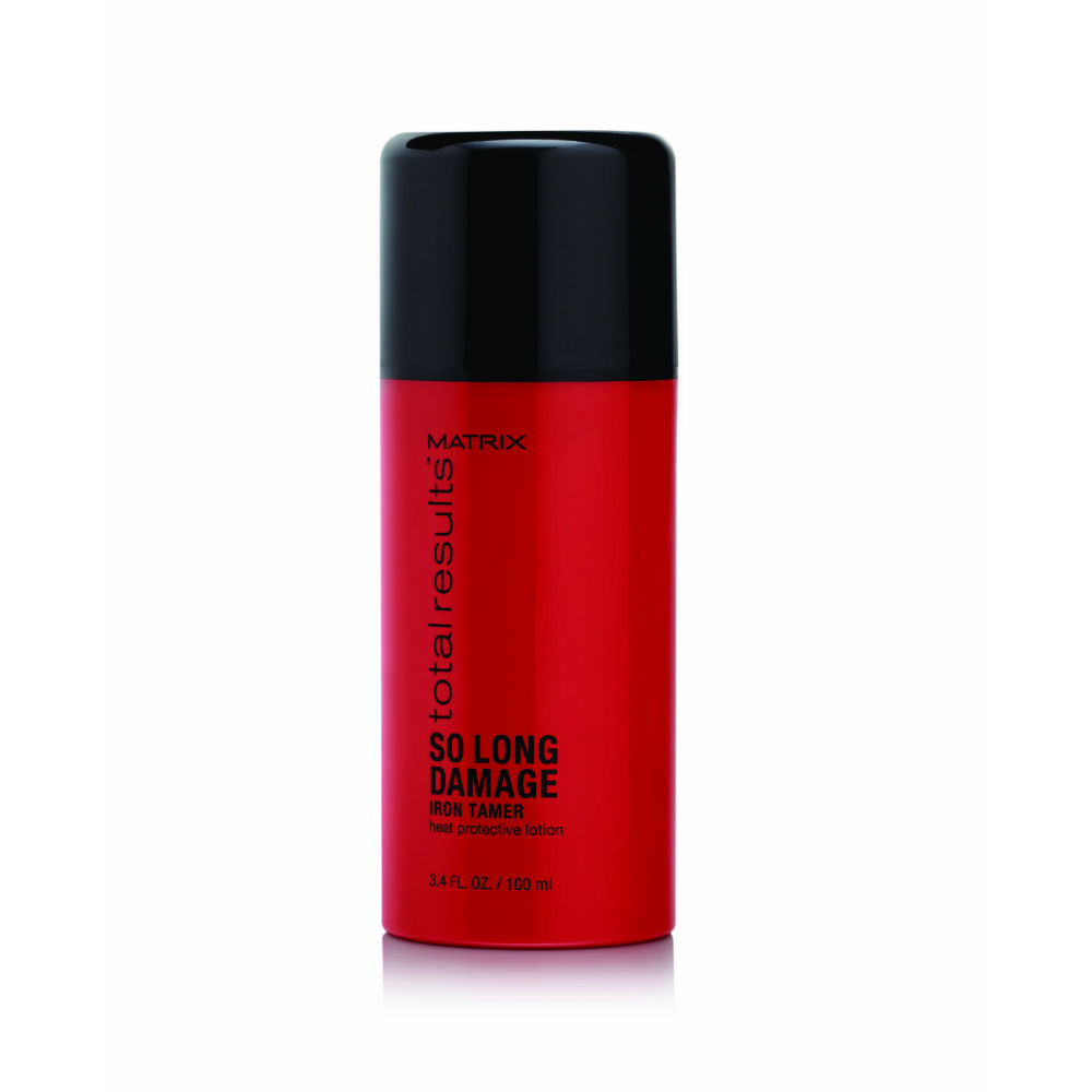 So Long Damage Iron Tamer Heat Protective Lotion