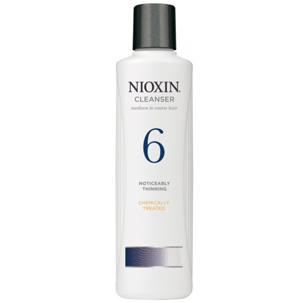 Nioxin Cleanser No 6 Merritts For Hair