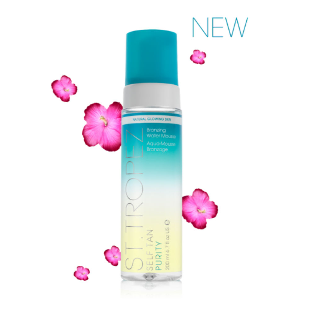 Purity Bronzing Water Face Mist