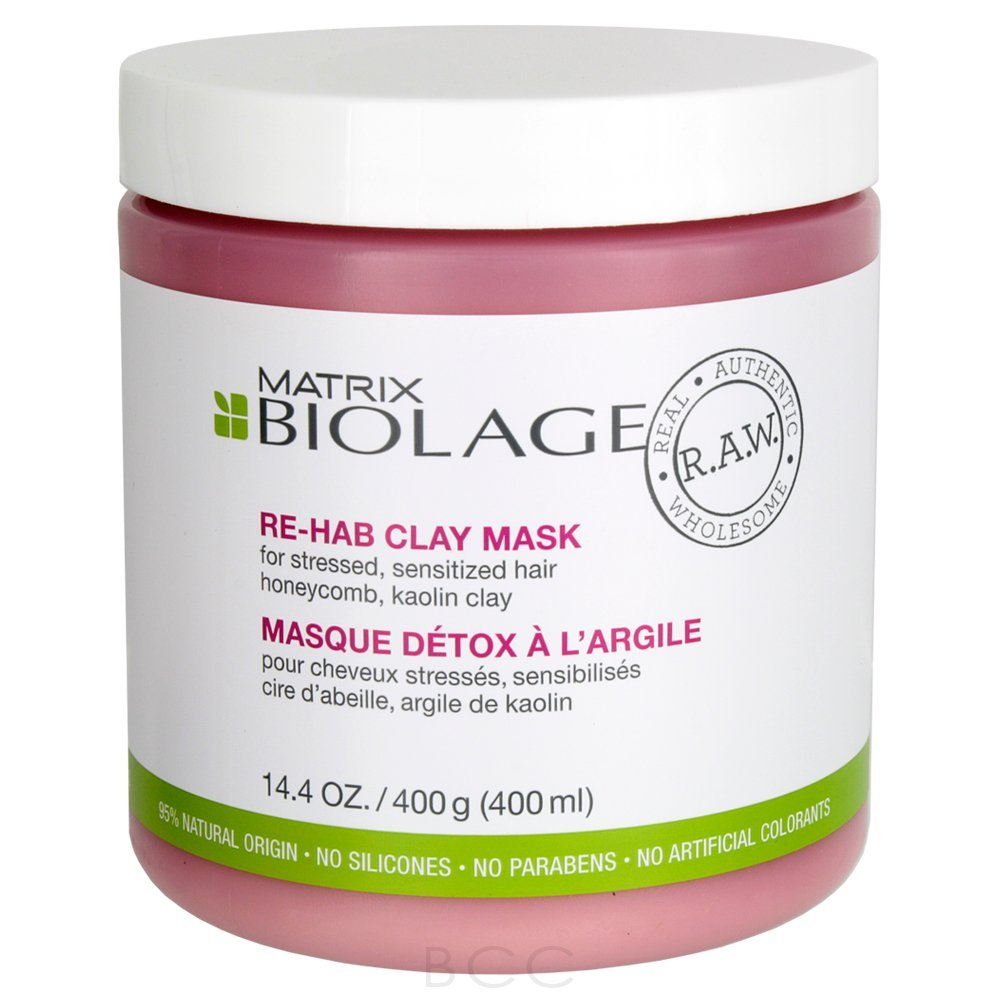 Biolage R.A.W Re-Hab Clay Mask