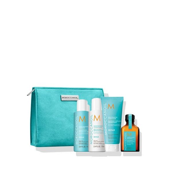 Moroccanoil Moisture Repair Travel Set