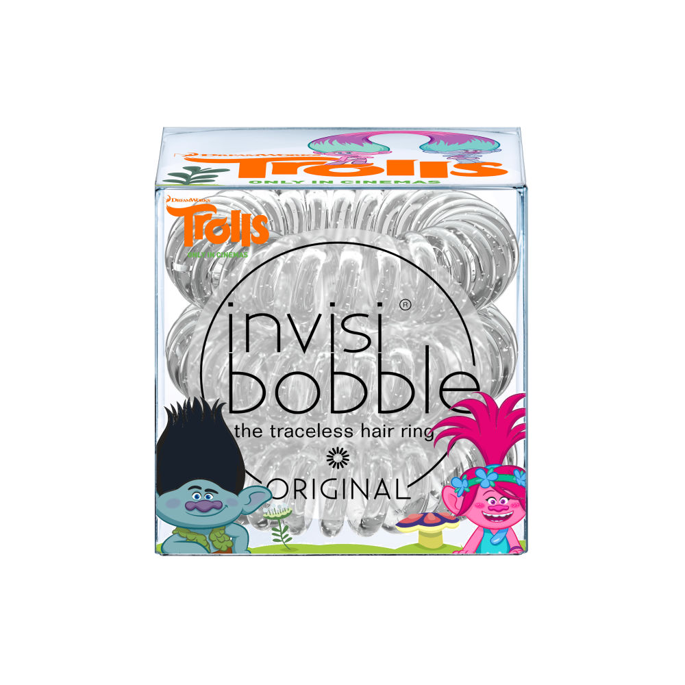 Invisibobble Trolls edition