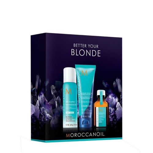 Moroccanoil Better Your Blonde