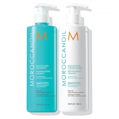 Moroccanoil Smoothing Duo