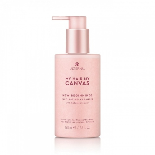 Alterna Canvas New Beginnings Exfoliating Cleanser