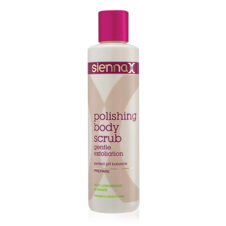 Sienna X Body Polishing Scrub
